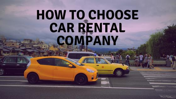 car rentals Toronto